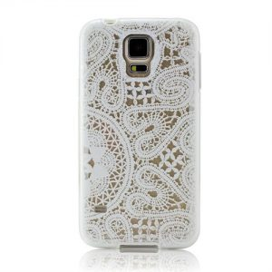 Lace White for Galaxy S5 1