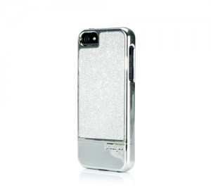 Sparkle Fusion for iPhone 5:5s Silver 2