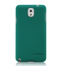 Sleek Slider for Galaxy Note 3 Pine Green 1