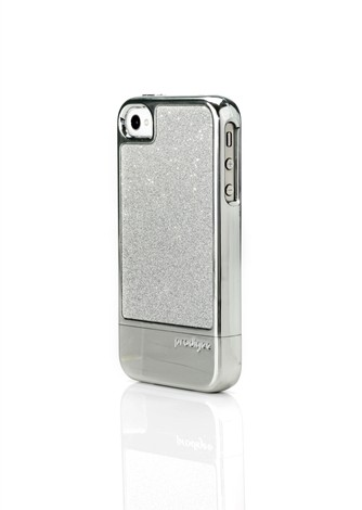 Sparkle Fusion for iPhone 4:4s Silver 4